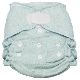 Imagine Bamboo Fitted Cloth Nappy 2.0 - Indigo