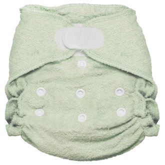 Imagine Bamboo Fitted Cloth Nappy 2.0 - Emerald